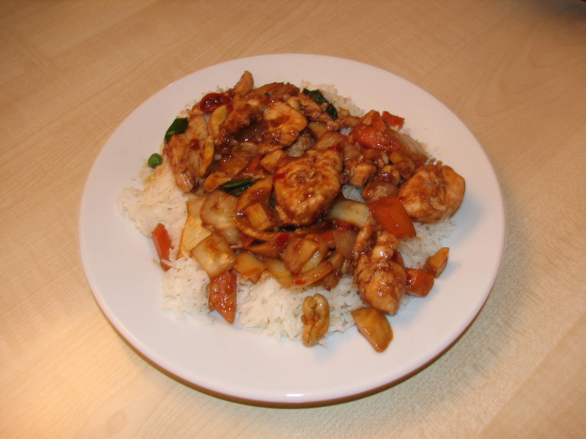 Datei:Kung Pao chicken (western version) -14