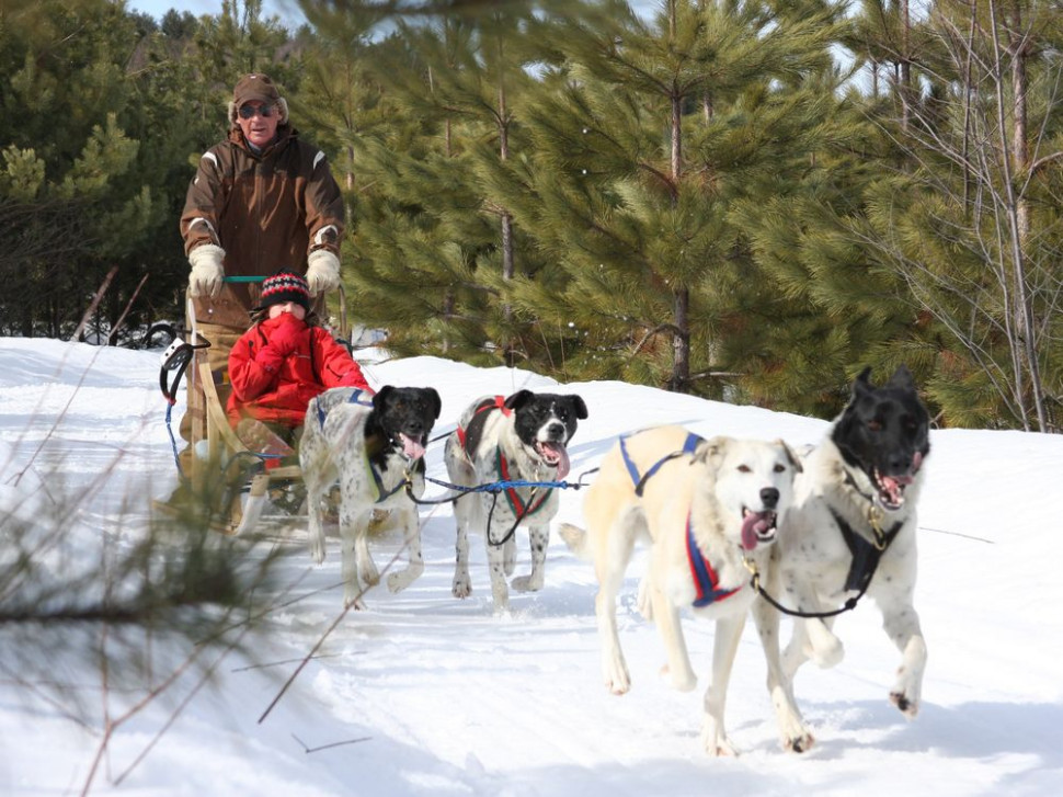 Daytrip: Get On Your Skates, Snowshoes Or Boots And ..