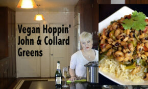 DDD #11 – Vegan New Year's Day Hoppin' John & Collard Greens ..