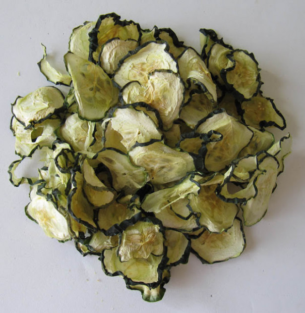 DEHYDRATED CUCUMBER CHIPS | LORE'S FOOD RECIPES - food dehydrator recipes