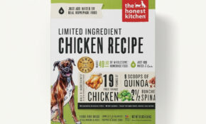 Dehydrated – Limited Ingredient Chicken Recipe (Thrive) – Dog Food Recipes With Chicken