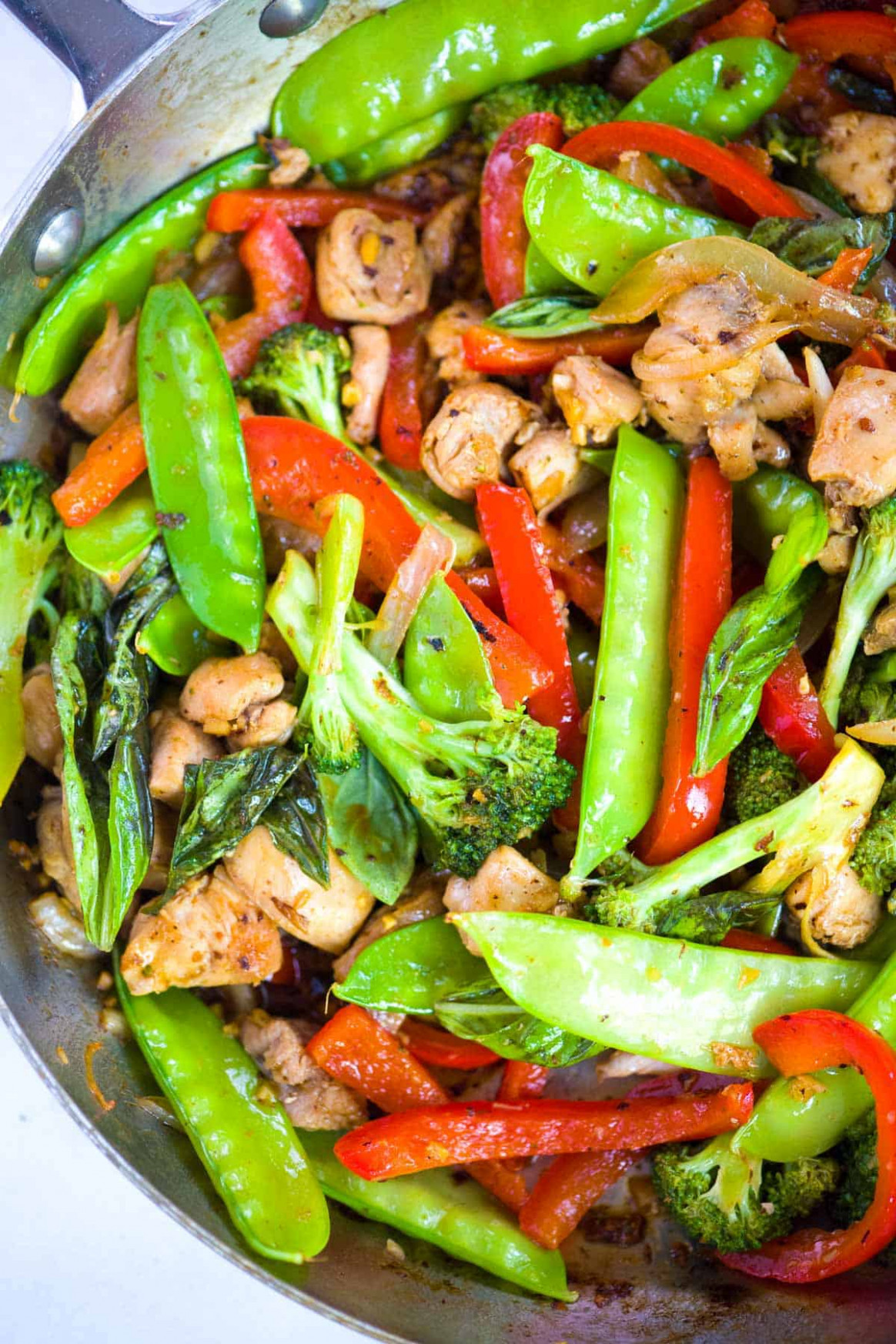 Delicious Chicken Stir Fry - Stir Fry Recipes Chicken