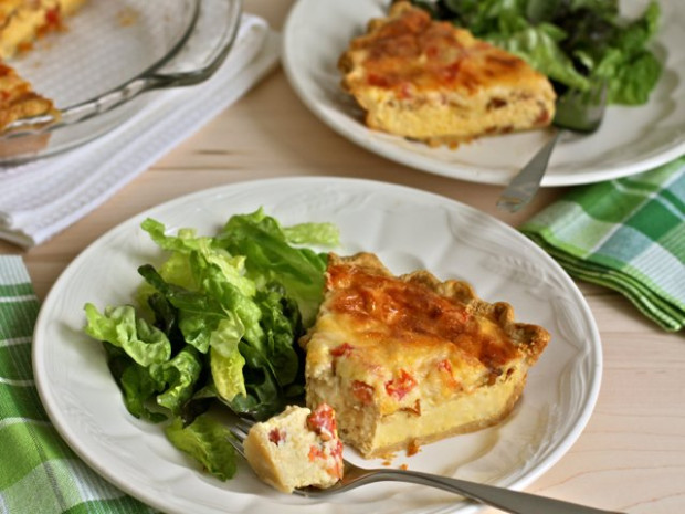 Delicious Dinner Quiche | With Cabot Cheddar | Cabot ..