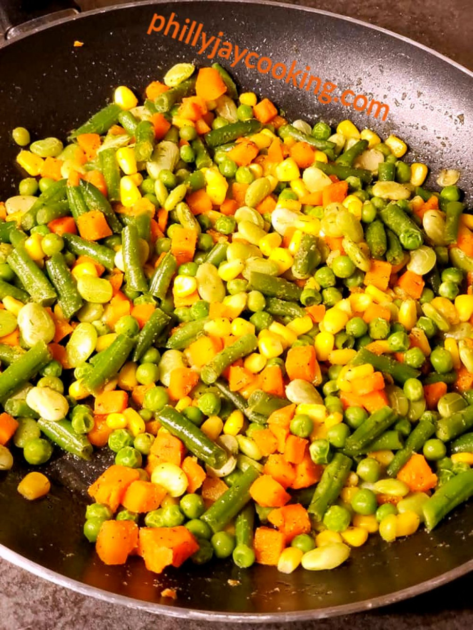 Delicious Easy To Make Mixed Vegetables Recipe in 10 ..