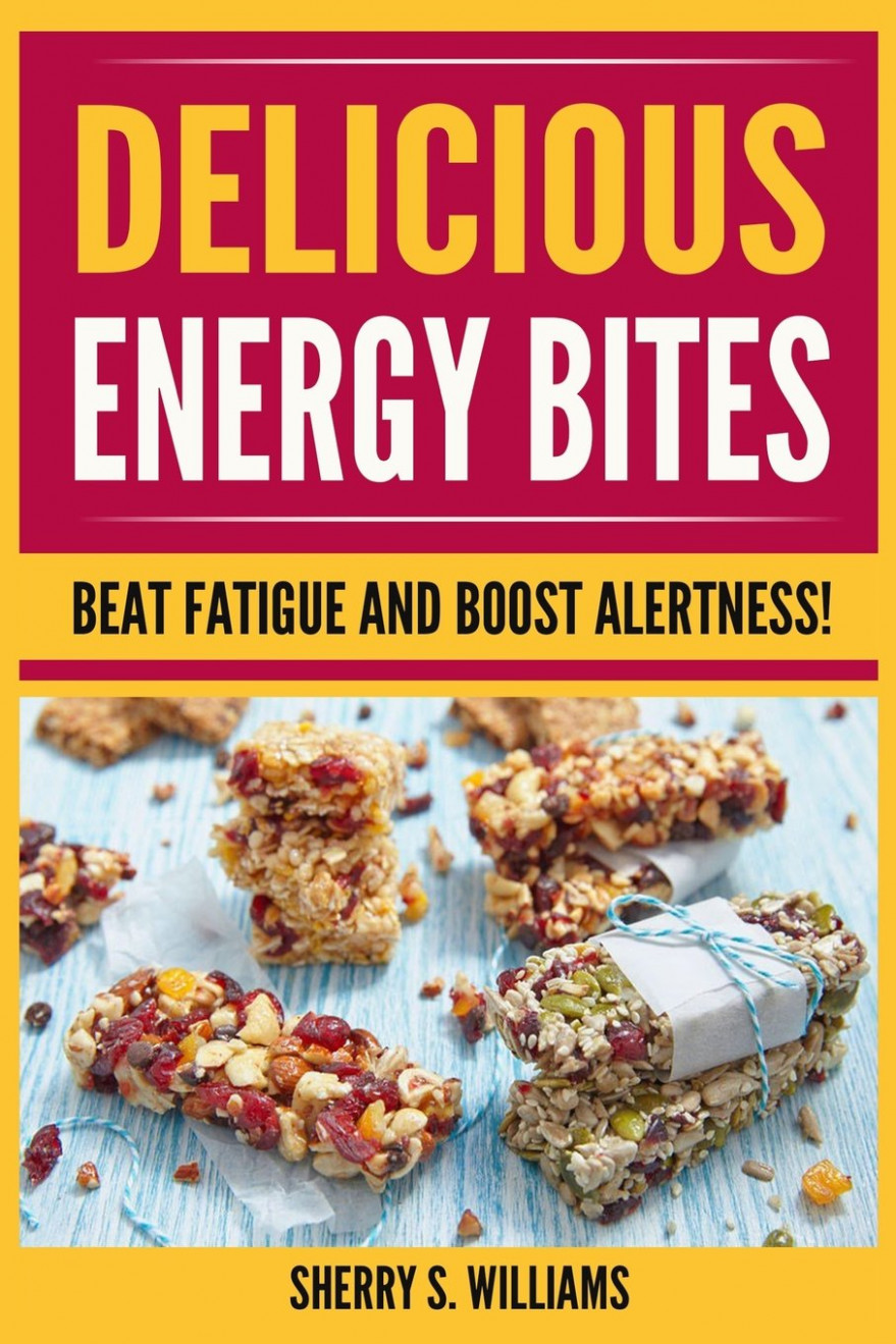 Delicious Energy Bites: Beat Fatigue and Boost Alertness ..