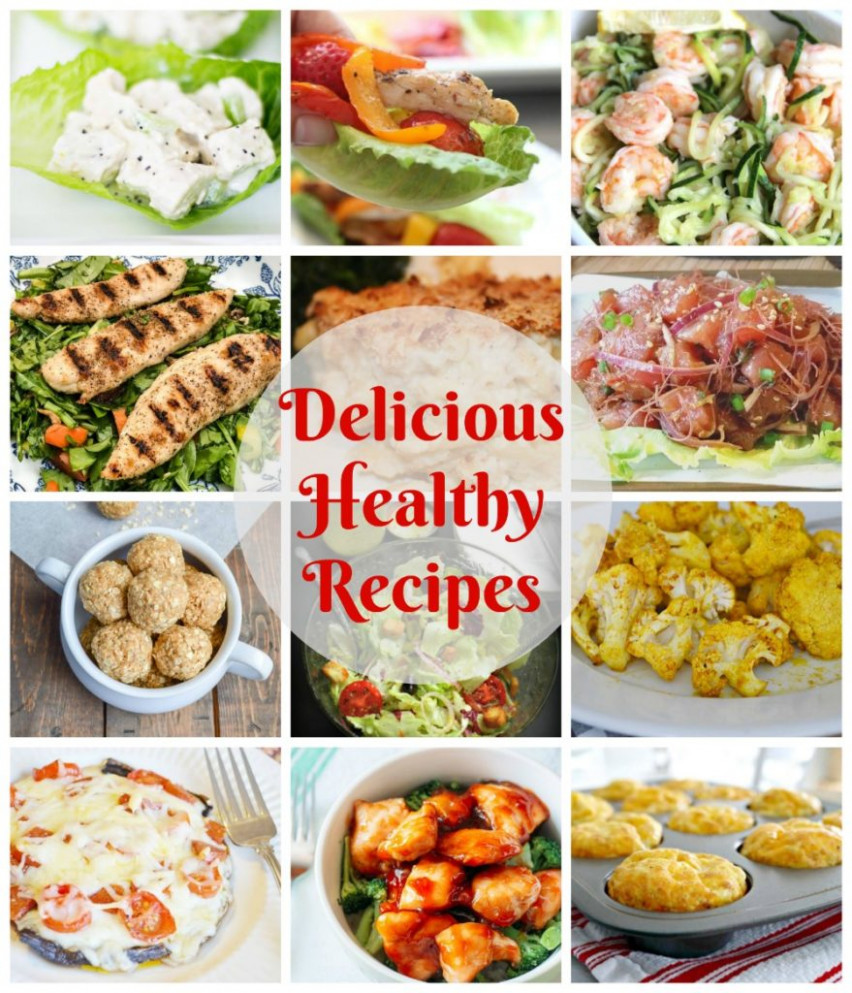Delicious Healthy Recipes - My Uncommon Slice of Suburbia - healthy recipes delicious