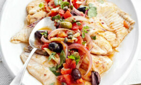 Delicious, Low Calorie Tilapia Recipes – Healthy Recipes High Protein