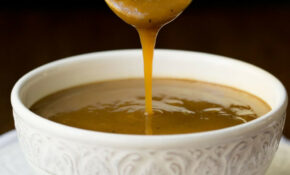 Delicious Make Ahead Gravy (the Real Deal!) | The Café Sucre ..