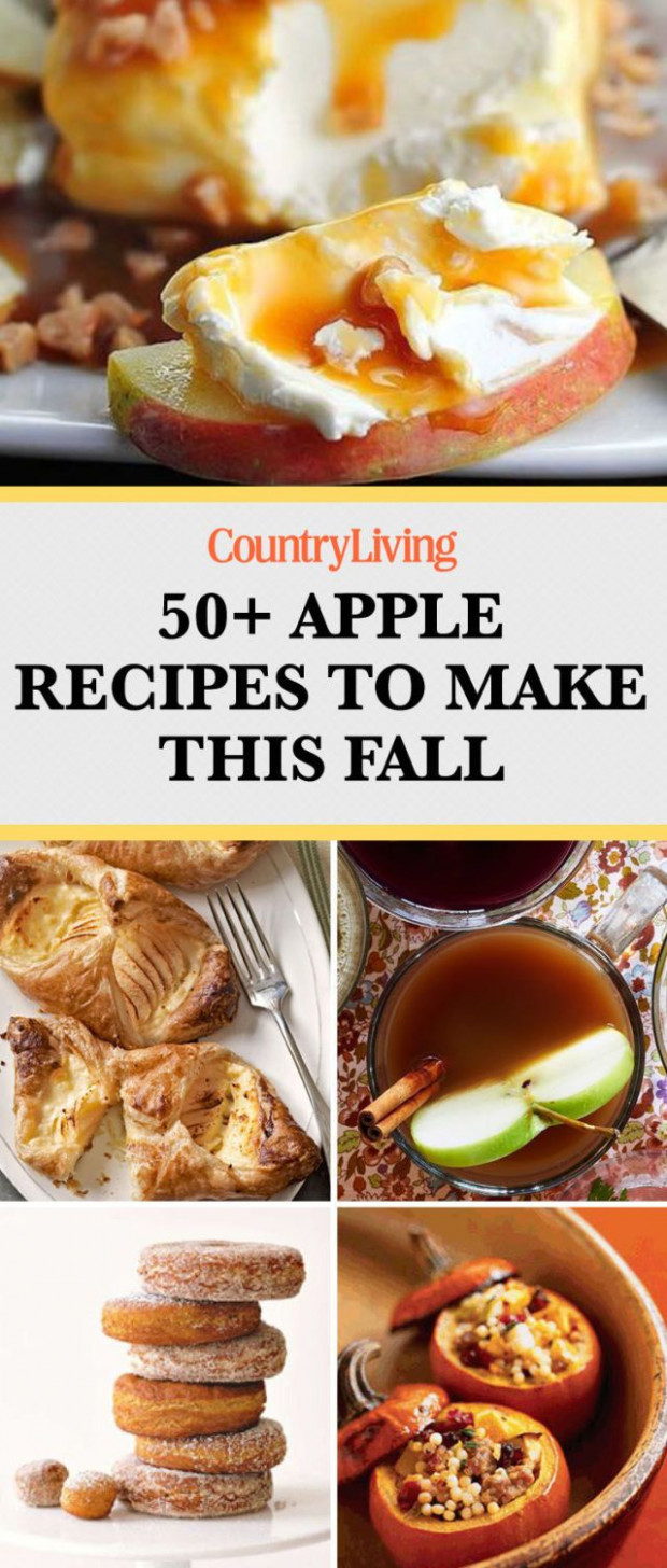 Delicious Recipes You Can Make With Those Apples You Just ..