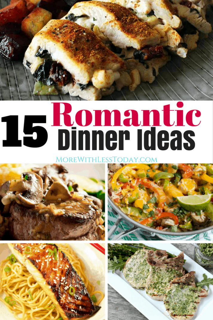 Delicious Romantic Dinner Recipes to Cook for Your Loved Ones - romantic recipes dinner