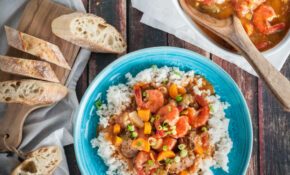 Delicious Shrimp And Sausage Gumbo With A Twist – Food Recipes Easy To Make