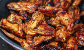 Delicious Stovetop Honey Chicken Wings – Stove Top Recipes Chicken