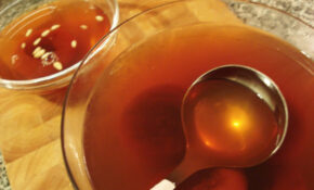 Dessert Punch With Persimmon, Cinnamon, And Ginger ..
