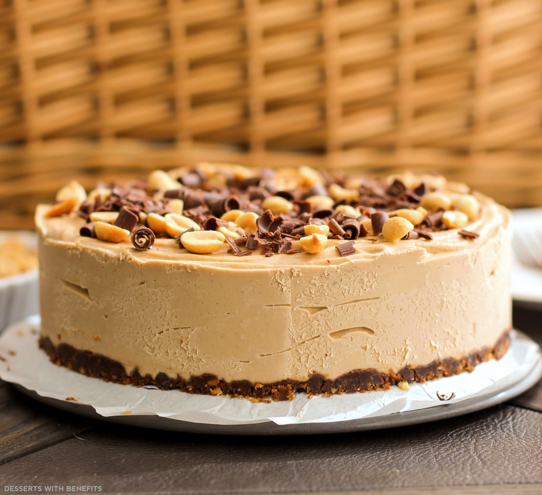 Desserts With Benefits Healthy Chocolate Peanut Butter Raw ..