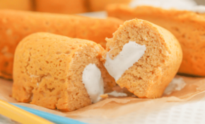 Desserts With Benefits Healthy Homemade Twinkies Recipe ..