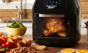 Details About Power AirFryer XL 100 Qt Oven 100 In 10 Multi Cooker Air Fryer  Dehydrator Rotisserie – Power Air Fryer Xl Healthy Recipes