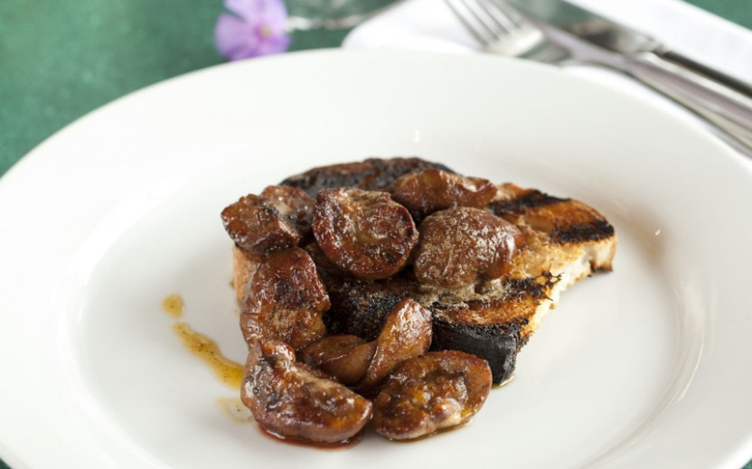 Devilled Kidneys On Toast - Telegraph - Waitrose Recipes Chicken