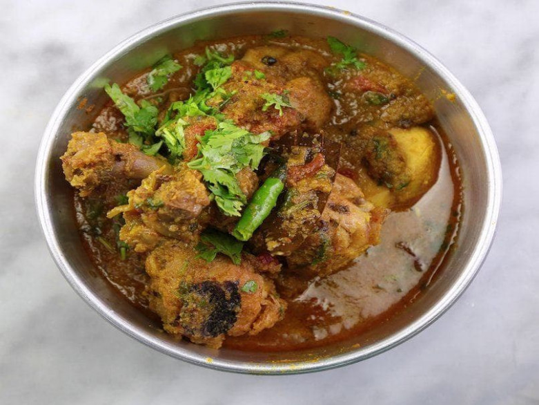 Dhaba Style Chicken Recipe - NDTV Food - chicken recipes in hindi