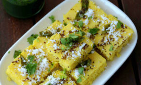Dhokla In Microwave | Instant Dhokla Recipe | Microwave Gujarati Dhokla – Dinner Recipes Gujarati