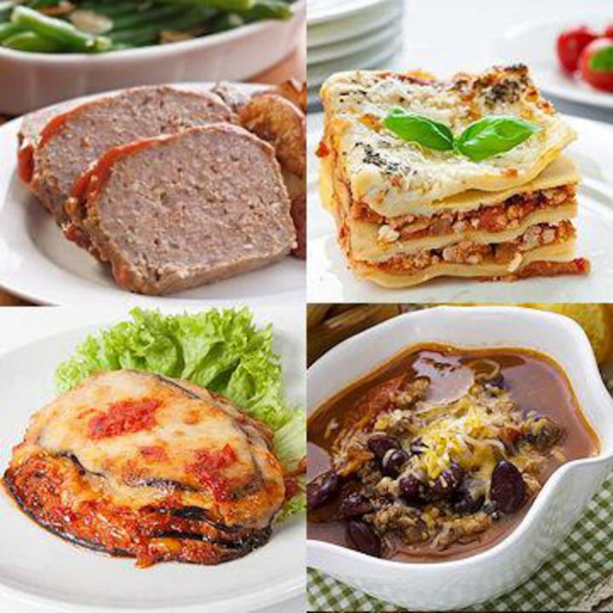 Diabetic Meals For One - 10 Days (Combo 10) - Diabetic Recipes Dinner