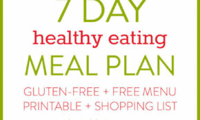 Diet After Baby: 13 Eating Tips + FREE 13 Day Healthy Eating ..