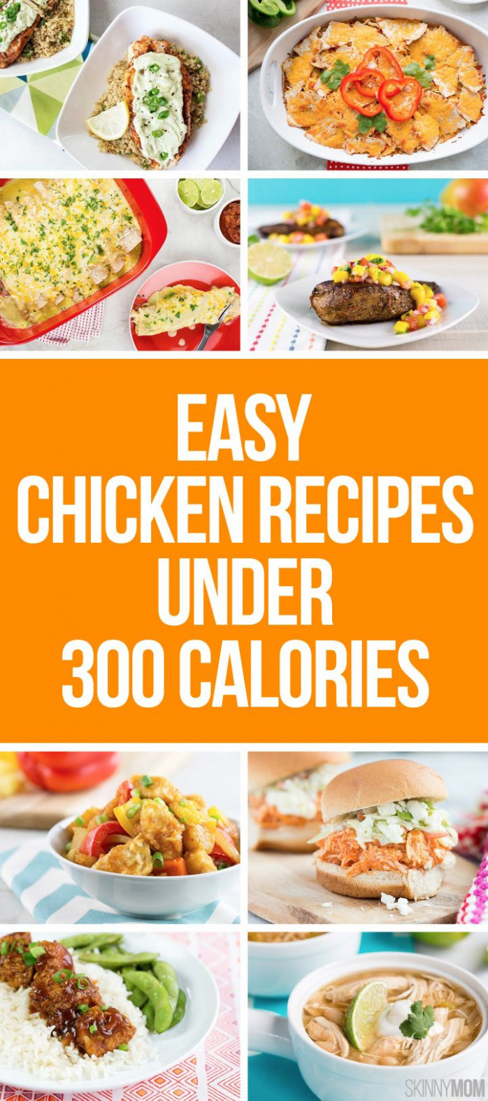 Diet Plans To Weight Loss: Low-Calorie Chicken Recipes You ..