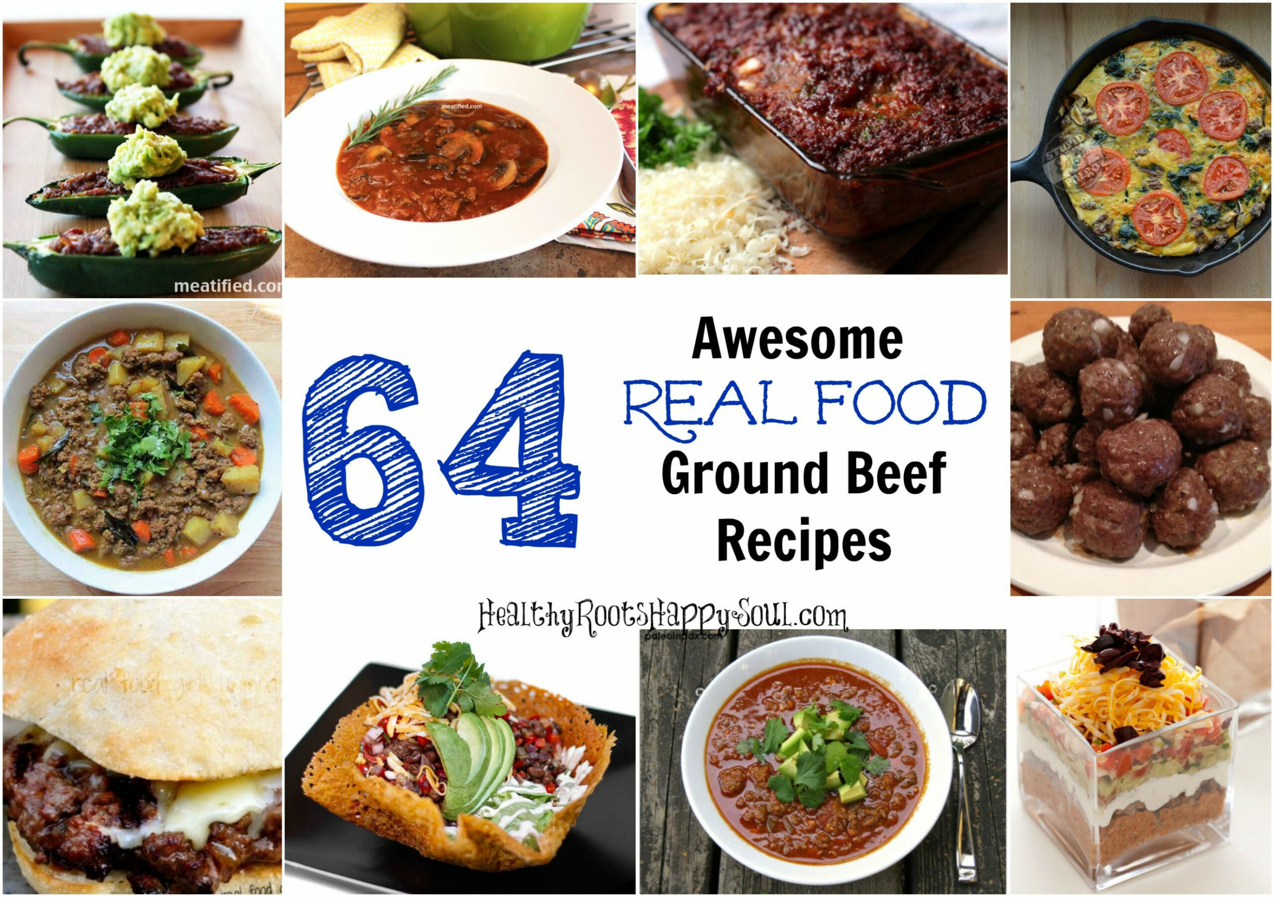 different ground beef recipes - dinner recipes different