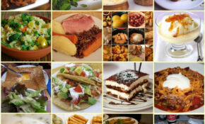 Different Types Of Food – Recipes Of Mexican Food