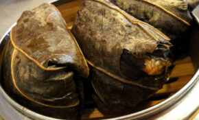 Dim Sum Lotus Leaf Wraps Or Lo Mai Gai Recipe With Chicken – Wrap Recipes Chicken