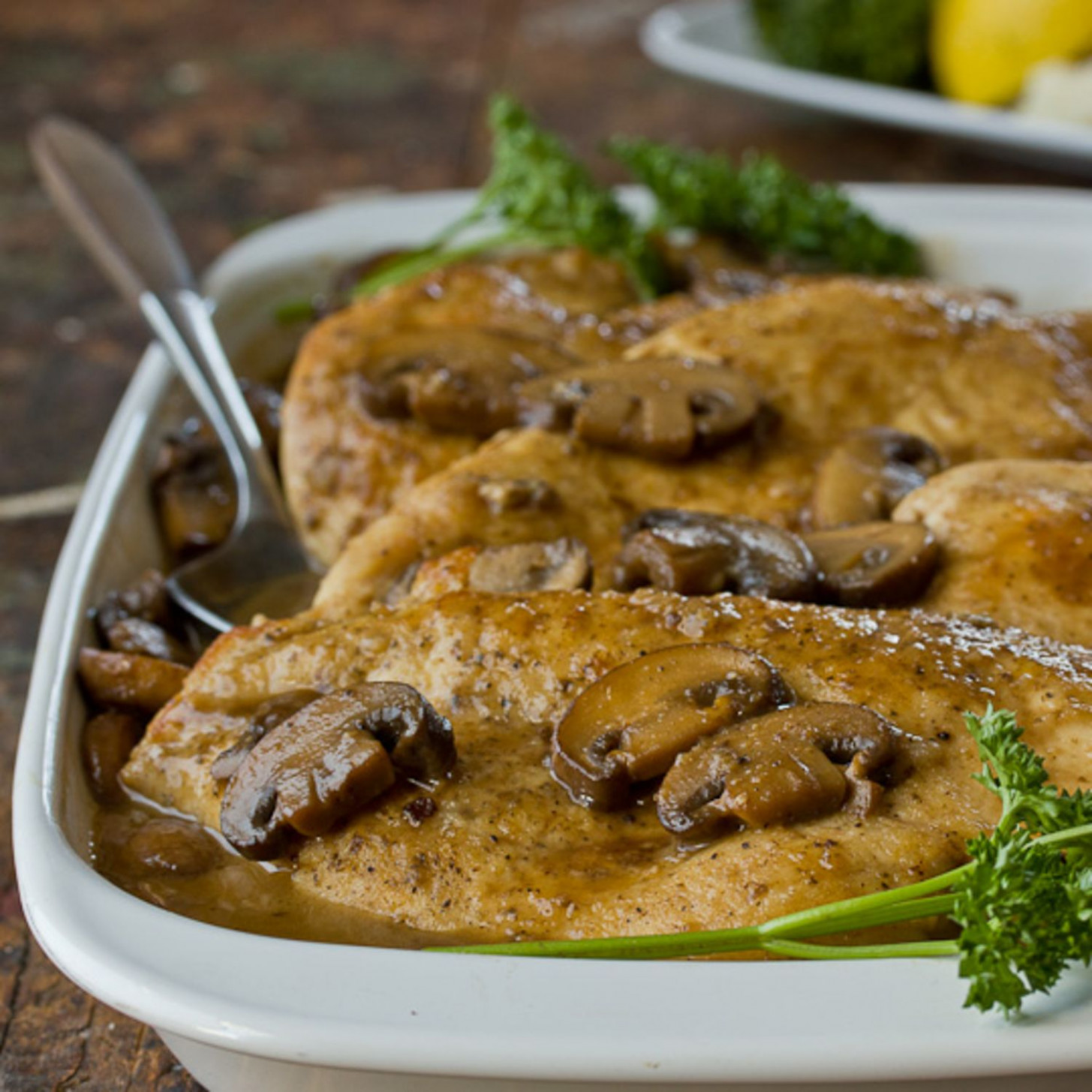 Dinner Party Recipe: Chicken Marsala | Kitchn - chicken recipes dinner party