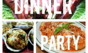 Dinner Party Recipes | Autumn, Dinner Parties And Dinner ..