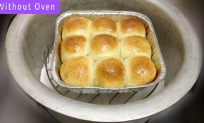 Dinner Rolls Without Oven – Soft Buns Recipe By Cooking Passion – Dinner Recipes No Oven