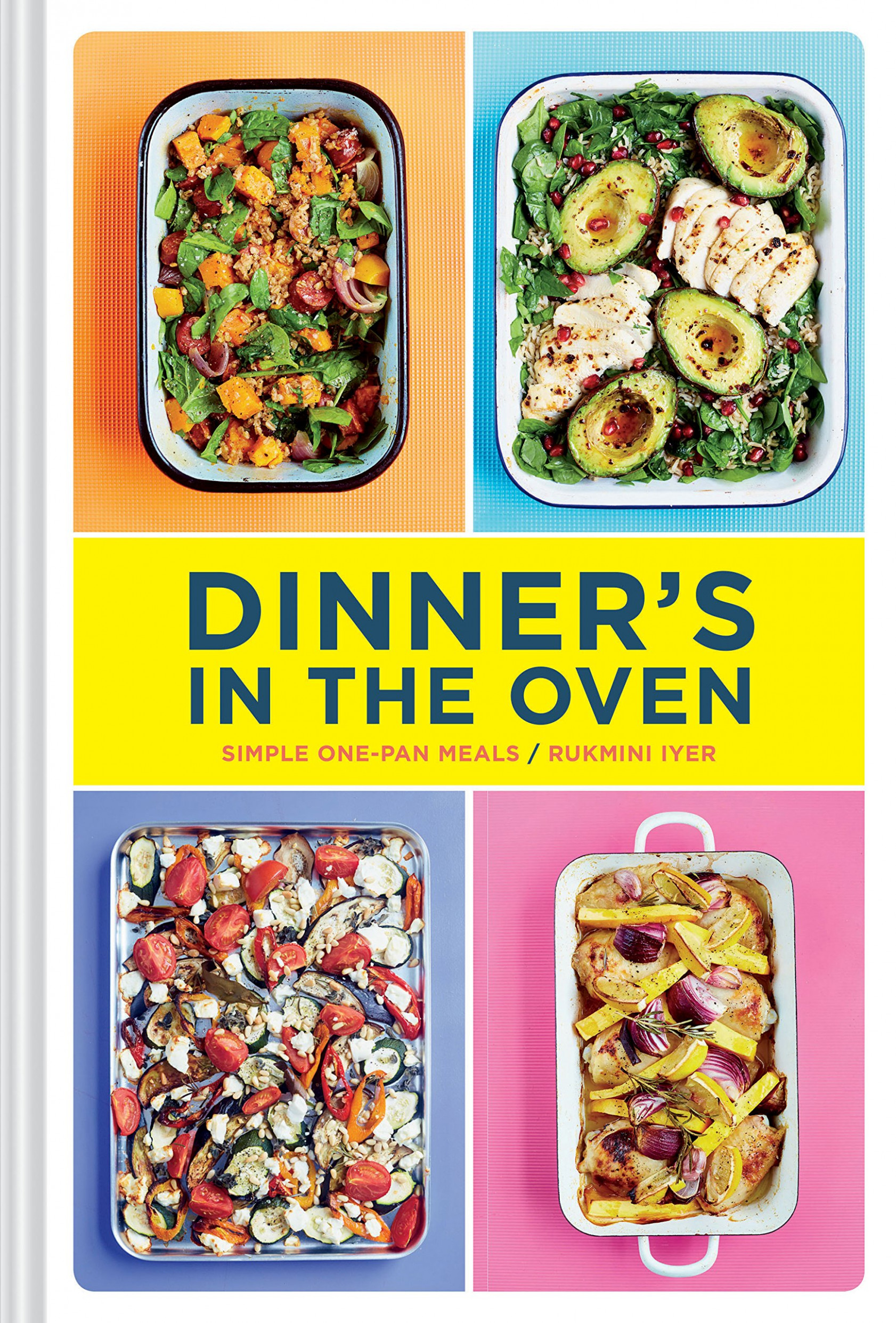 Dinner's in the Oven: Simple One-Pan Meals (Easy Cookbooks ...