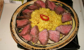 Dinner – Steak & Rice – Recipes Rice Dinner