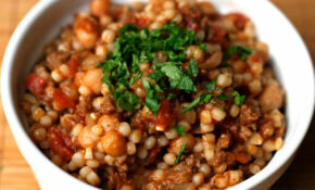 Dinner Tonight: Chickpeas And Chorizo Recipe | Serious Eats – Chickpea Recipes Dinner