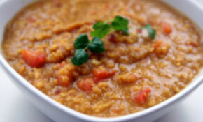 Dinner Tonight: Curried Red Lentils With Coconut Milk ..