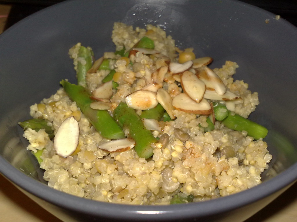 Dinner tonight! - quinoa dinner recipes