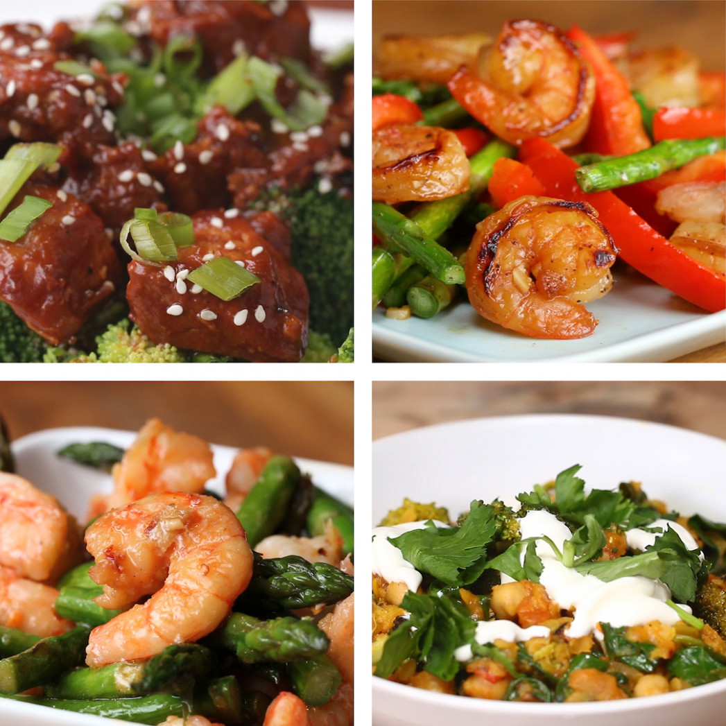 Dinners Under 11 Calories | Recipes - healthy recipes under 500 calories