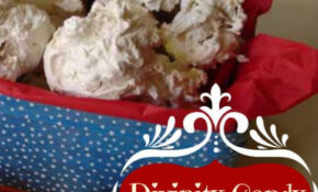 Divinity Candy Recipe, Whats Cooking America – Food Recipes Divinity 2