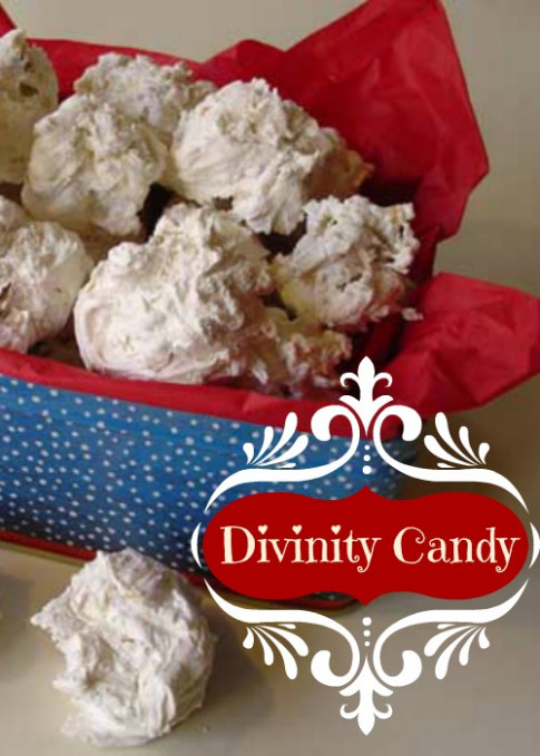 Divinity Candy Recipe, Whats Cooking America - food recipes divinity 2