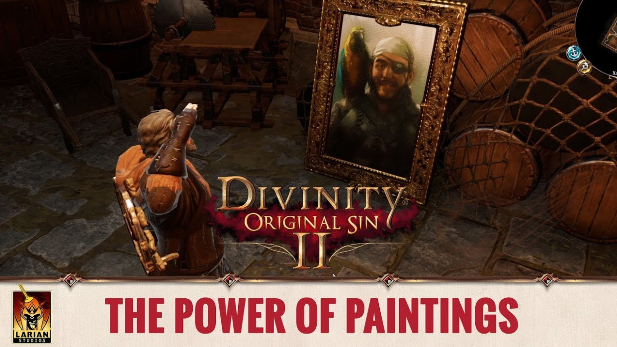 Divinity: Original Sin 15 - Spotlight: The Power Of Paintings - Food Recipes Divinity 2