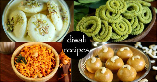 diwali recipes | diwali sweet recipes | diwali snacks recipes - dinner recipes hebbars