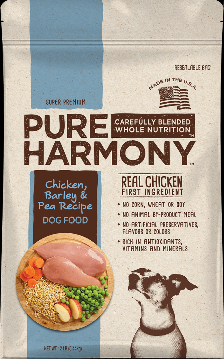 Dogs | Pure Harmony - Dog Food Recipes With Chicken