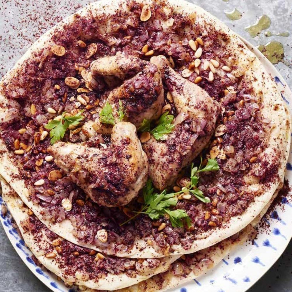 Don't Call It Israeli: A Palestinian Cookbook Stakes Its ..