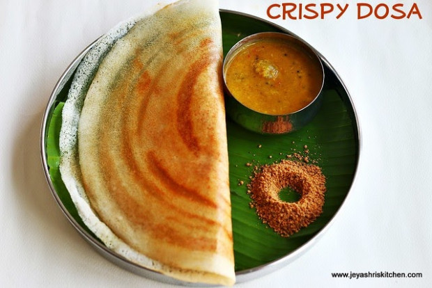 DOSA BATTER RECIPE | HOW TO MAKE CRISPY DOSA |SOUTH INDIAN ..