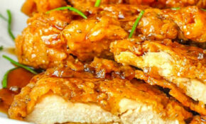 Double Crunch Honey Garlic Chicken Breasts – Millions Of ..