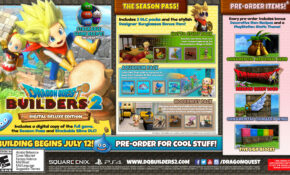 Dragon Quest Builders 11 Free Demo Available On June 117; E11 ..