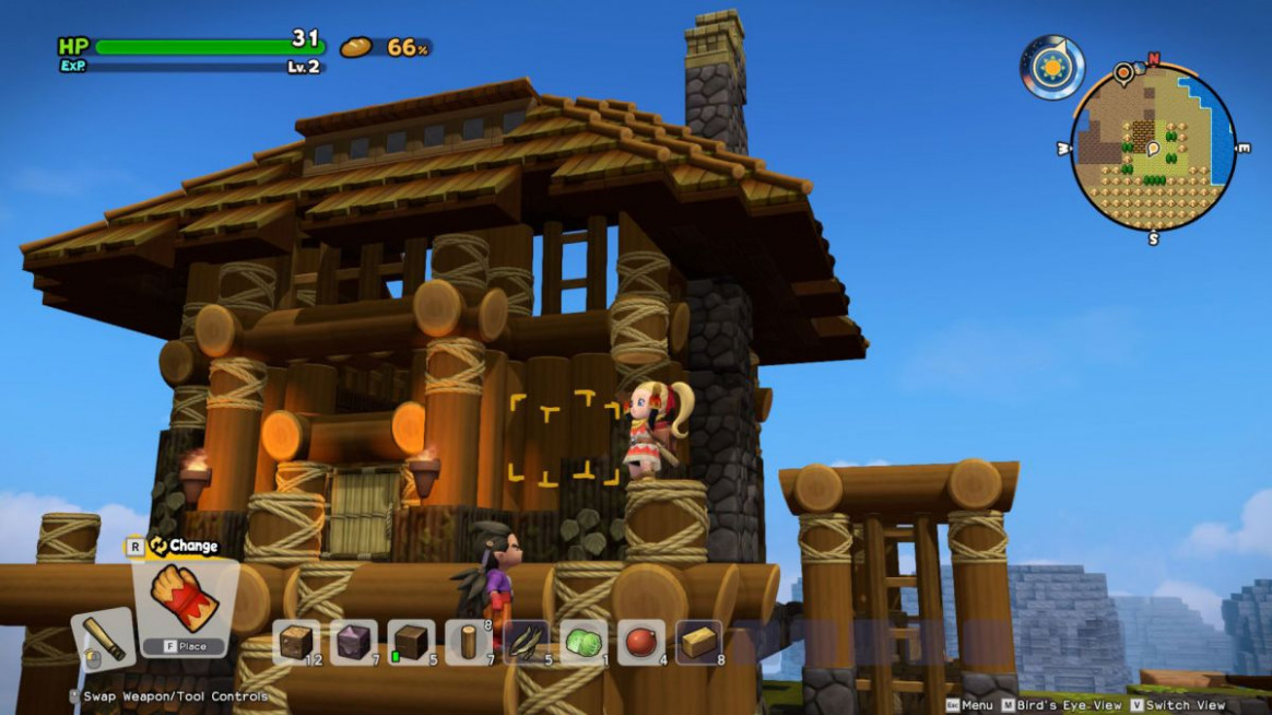 Dragon Quest Builders 11 recipes: all the room and food ..