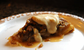 Dreamy Apple Pie With Kahlua Sauce | Easily Gluten Free – Food Recipes Using Kahlua