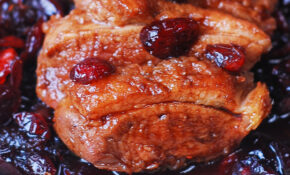 Duck Breast With Cranberry Sauce – Christmas Recipes Dinner